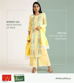 Offers from W for Women in the Hyderabad leaflet