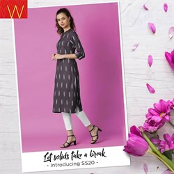 W for Women catalogue in Mumbai ( More than a month )