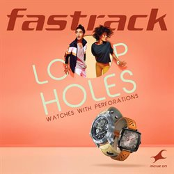 Offers from Fastrack in the Delhi leaflet