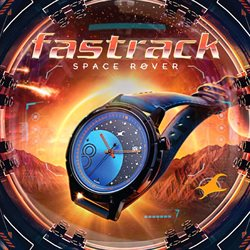 Offers from Fastrack in the Mumbai leaflet