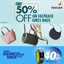 Fastrack offers in the Fastrack catalogue ( 14 days left)