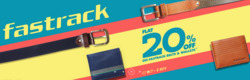 Fastrack coupon in Mumbai ( Expires today )
