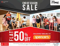 Cap offers in the Spencer's catalogue in Delhi