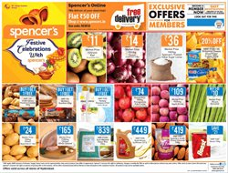 Supermarkets offers in the Spencer's catalogue in Asansol
