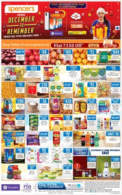 Supermarkets offers in the Spencer's catalogue in South Dum Dum