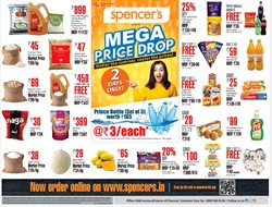 Offers from Spencer's in the Chennai leaflet