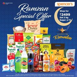 Supermarkets offers in the Spencer's catalogue in Faridabad ( 16 days left )