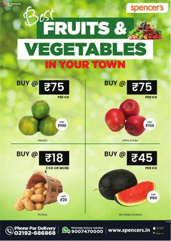 Spencer's offers in the Spencer's catalogue ( Expires tomorrow)
