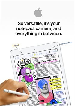 Offers from Apple in the Mumbai leaflet
