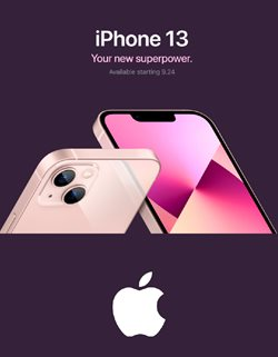 Apple catalogue ( More than a month)