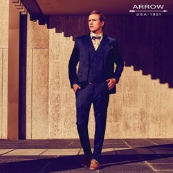 Shoes offers in the Arrow catalogue in Agra