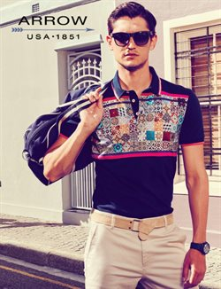 Men's fashion offers in the Arrow catalogue in Delhi