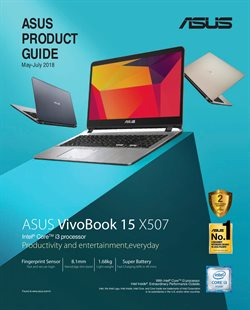 Offers from Asus in the Nashik leaflet