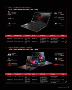 Fan offers in the Asus catalogue in Nashik