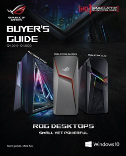 Offers from Asus in the Kolkata leaflet