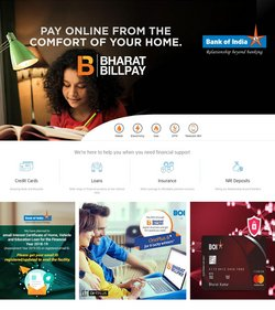 Bank of India catalogue ( 3 days left )