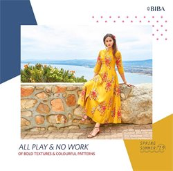 Offers from Biba in the Bangalore leaflet
