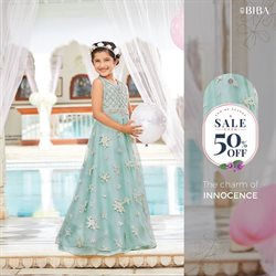 Offers from Biba in the Ahmedabad leaflet