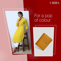 Clothes, shoes & accessories offers in the Biba catalogue ( 6 days left)