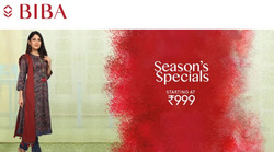 Offers from Biba in the Lucknow leaflet