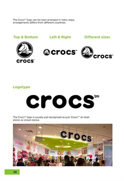 Women's clothing offers in the Crocs catalogue in Delhi