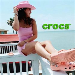 Offers from Crocs in the Mumbai leaflet
