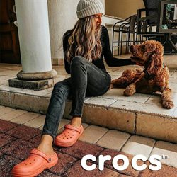 Crocs catalogue ( Expired )