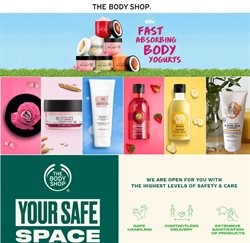 Perfume & Beauty offers in the The Body Shop catalogue in Delhi ( 12 days left )