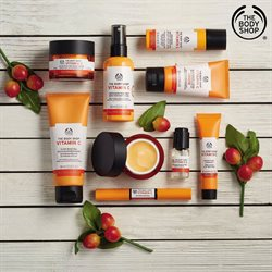 Perfume & Beauty offers in the The Body Shop catalogue in Hyderabad ( 8 days left )