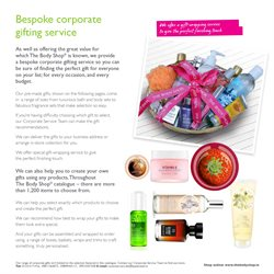 Offers of INFINITY in The Body Shop