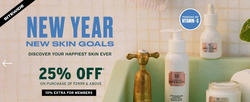 The Body Shop coupon ( 3 days left )