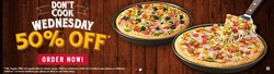 Offers from Pizza Hut in the Delhi leaflet