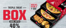 Restaurants offers in the Pizza Hut catalogue in Nashik
