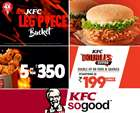 KFC catalogue ( More than a month )