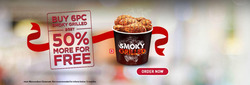 Offers from KFC in the Bangalore leaflet