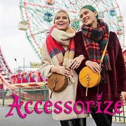 Offers from Accessorize in the Delhi leaflet