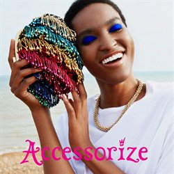 Accessorize catalogue ( More than a month )