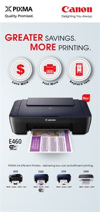 Laptop offers in the Canon catalogue in Bareilly