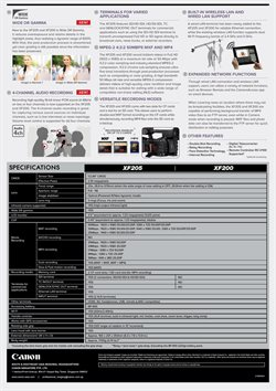 Headphones offers in the Canon catalogue in Delhi