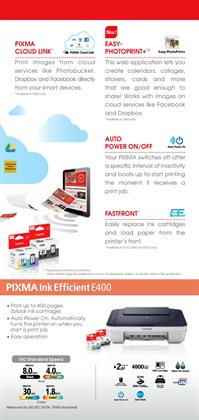 Printer offers in the Canon catalogue in Chennai