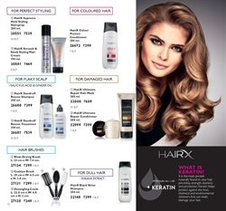 Dove offers in the Oriflame catalogue in Loni