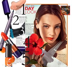 Eye liner offers in the Oriflame catalogue in Delhi