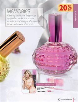 Perfume offers in the Oriflame catalogue in Delhi