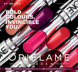 Perfume & Beauty offers in the Oriflame catalogue in Delhi