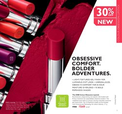 Gel offers in the Oriflame catalogue in Delhi