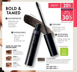 Mascara offers in the Oriflame catalogue in Bangalore