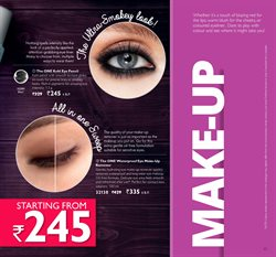Makeup offers in the Oriflame catalogue in Delhi
