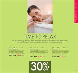 Soap offers in the Oriflame catalogue in Delhi