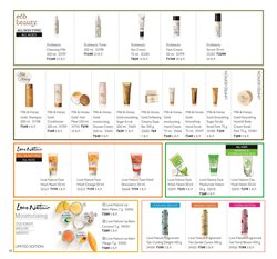 Shampoo offers in the Oriflame catalogue in Ahmedabad