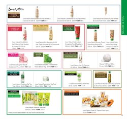 Pedicure offers in the Oriflame catalogue in Ahmedabad
